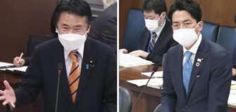 串田吟 小泉大臣